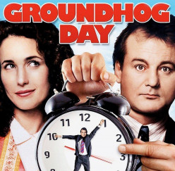 Groundhog Day Film Review