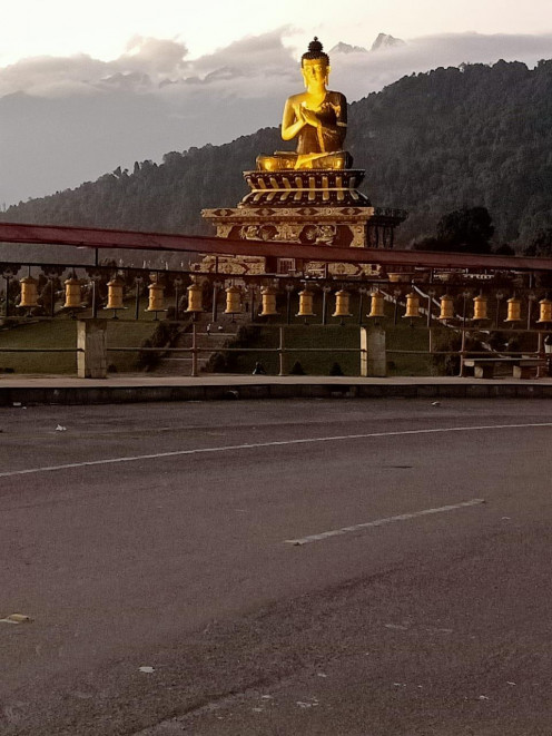 Buddha Park, Ravangla, South Sikkim