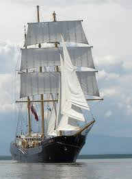 A calming sail on the horizon...