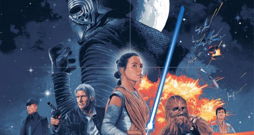In 2015, Star Wars: The Force Awakens was the highest-grossing film.