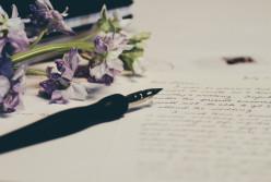 My Writing Process: Short Explanation