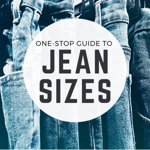 Finding the perfect pair of jeans is no easy feat, but understanding the way they're sized certainly helps.
