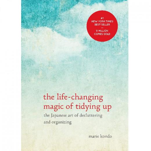 Marie Kondo's book is the #1 bestseller in Zen spirituality on Amazon.