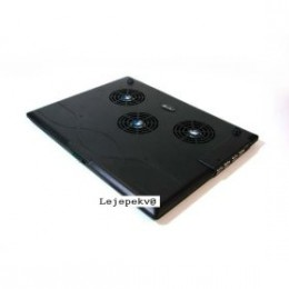Laptop Cooler With USB Hub
