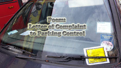 Poem: Letter of Complaint to Parking Control