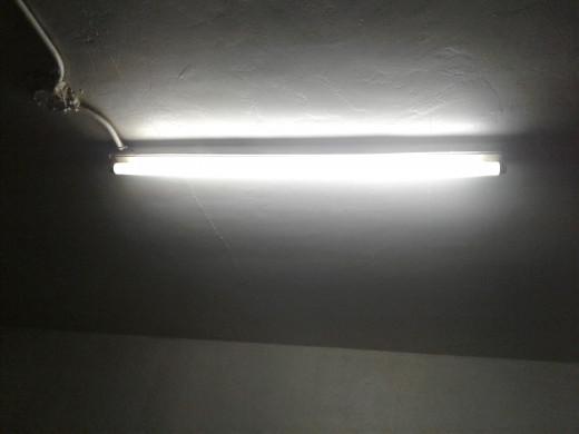 A Basic Electric Light