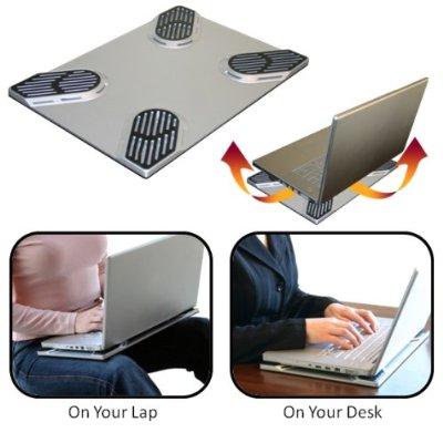 Fan Free Laptop Cooler