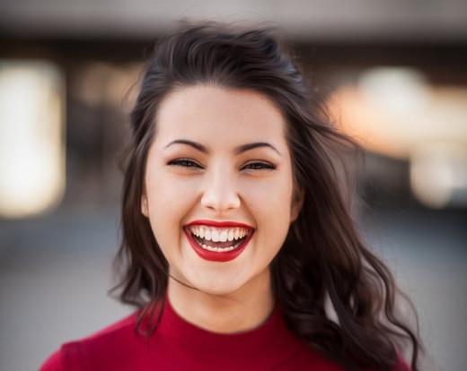 Healthy teeth make great smiles.