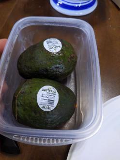 Avocado - Ripening and Opening