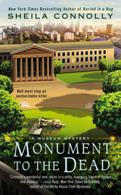 Book Review: Monument To the Dead by Sheila Connolly