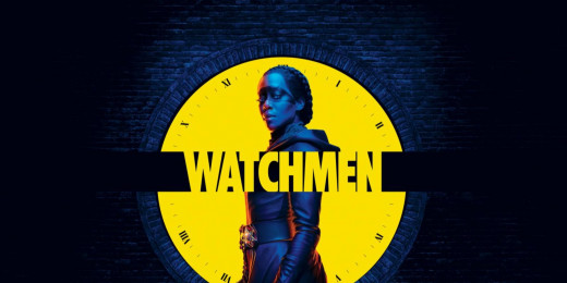 Regina King stars as Sister Knight in the Watchmen tv series.