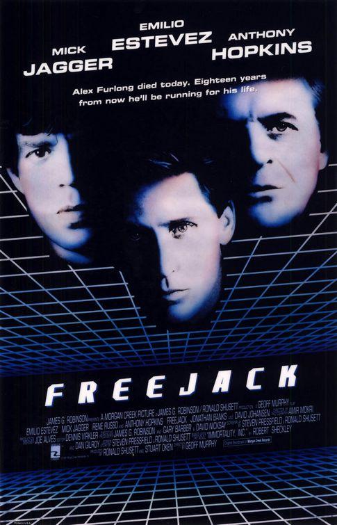 Freejack Poster