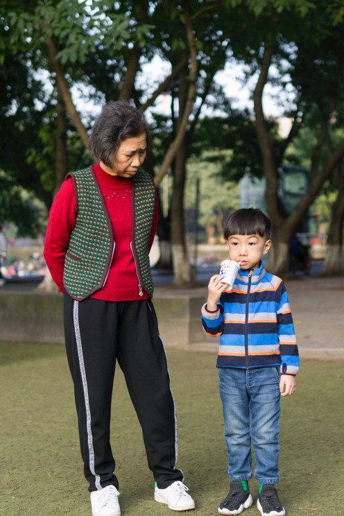 The Grandparent Trap: How Many Chinese Children Are Raised