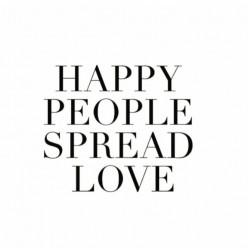 Celebrating Life #3 : Spread Love