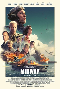 Midway 2019 Theatrical Release Poster
