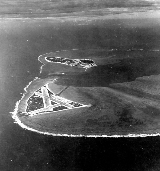 Midway Island, 1941