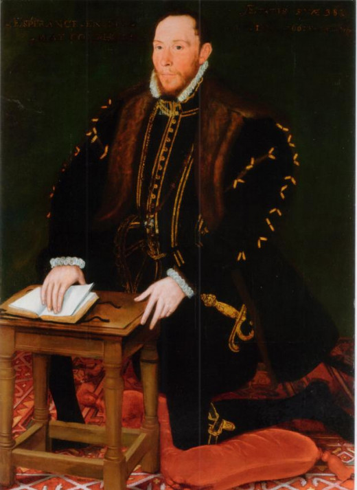 Sir Thomas Percy fared little better than his father at the hands of Henry VIII's executioner