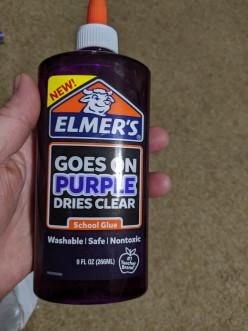 Glue Choices - Liquid or Gun Solid