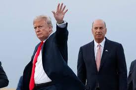 Trump and Sondland