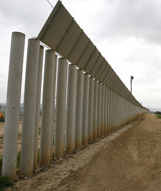 the border fence essay Unlike many other towns in texas, brownsville and mexico are divided by a natural border — the rio grande while many might think that this would make building a border fence simpler, it has had the opposite effect a decades-old treaty with mexico prohibits building in the rio grande floodplain.