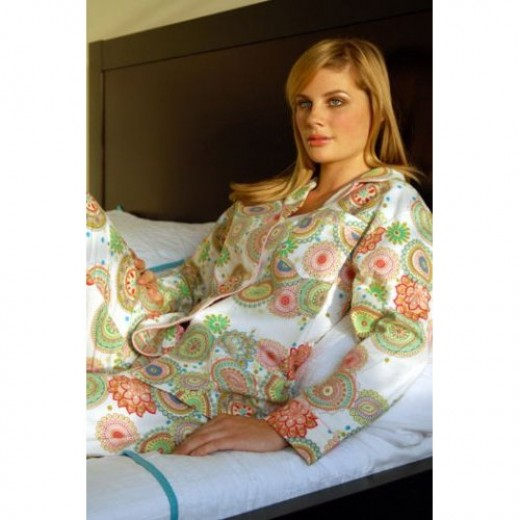 Womens pajamas are available in virtually any style, any color, and any fabric you can imagine!