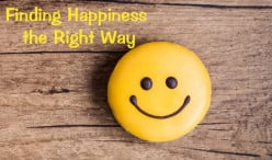 Finding Happiness in others or in God?