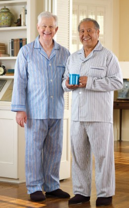 Mens pajamas are the perfect gift for any man at any age!