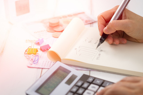 Budget planning is an important task to secure a good financial future.