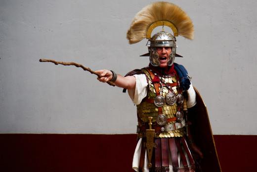 Listen to your Centurion!