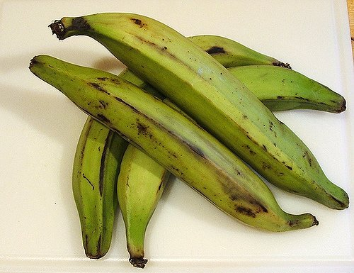 Tasty and healthy. Plantains is the perfect snack when you get hungry.
