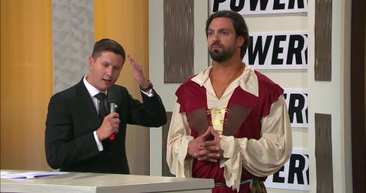 Joe Galli and Aaron Stevens. Image: National Wrestling Alliance