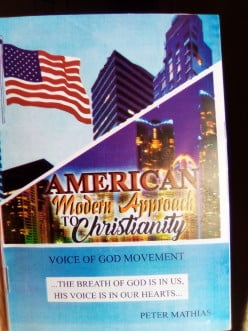 American Modern Approach To Christianity (Pentecostalism)