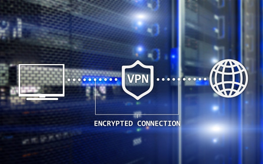 Virtual Private Network, VPN, Data Encryption, IP Substitute