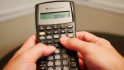 Completing Amortization Problems With a TI BaII+ Calculator