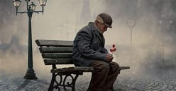 Growing Old Can Be A Burden