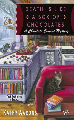Book Review: Death Is Like A Box Of Chocolates by Kathy Aarons