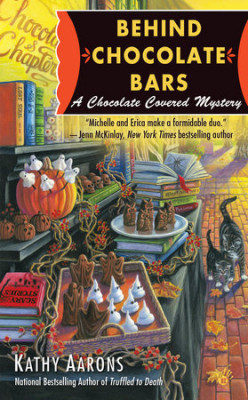 Book Review: Behind Chocolate Bars by Kathy Aarons