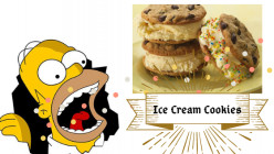 Ice Cream Cookies in No Time!