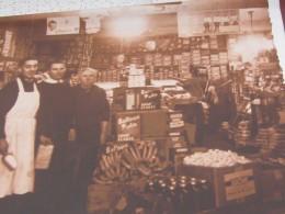Leonard Labriola Sr. at Pompa Grocery
