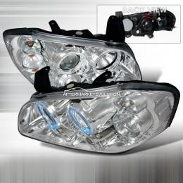 Projector headlights for Nissan Maxim