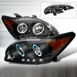 Projector headlights w/ LED for Scion TC