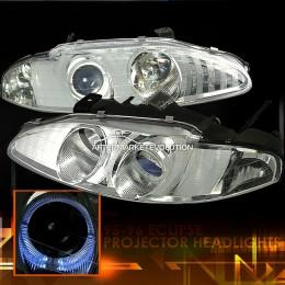 Projector headlights for Mitsubishi Eclipse