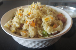 Vegetable Pulao Recipe - Easy and Healthy