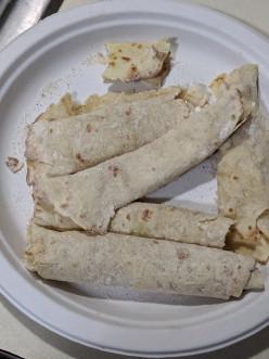 Lefse of One Baked Potato