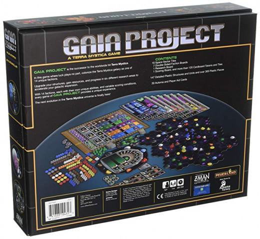 Gaia Project game box