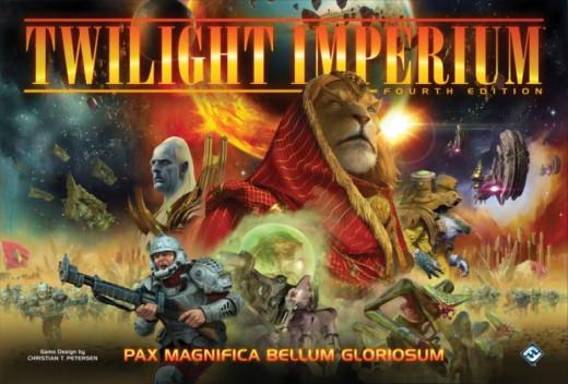 Twilight Imperium game box