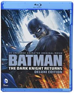 Animated Movie Review: Batman: The Dark Knight Returns (2013)