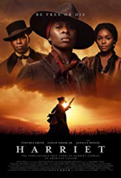 She Was Working On The Railroad: Harriet