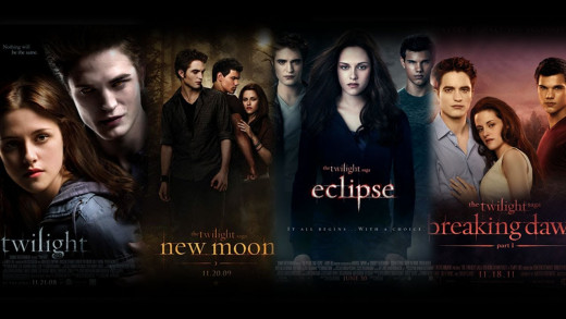 There is also a Breaking Dawn part 2