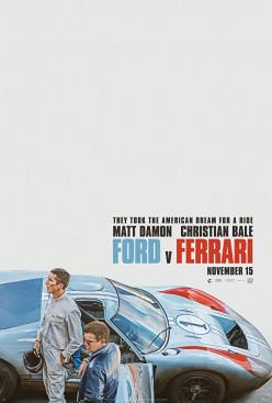 A Race To Win: Ford V. Ferrari